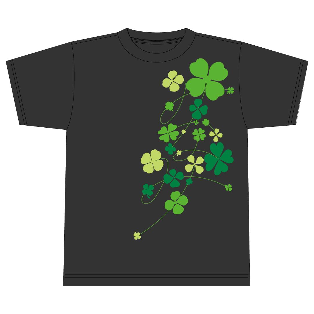 葉月みなみオリジナルTシャツ(ブラック)