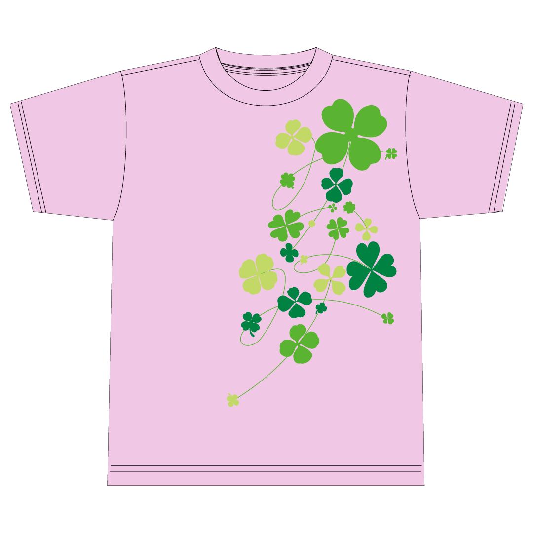 葉月みなみオリジナルTシャツ(ピンク)